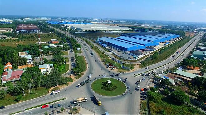 Kinh tế phát triển nhanh, hạ tầng đồng bộ là động lực cho bất động sản Tân Uyên tăng tốc trong thời gian tới