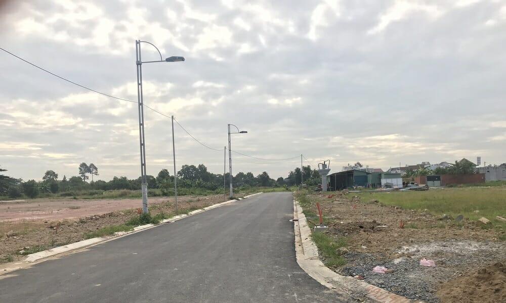 hình ảnh thực tế biên hòa new town 2