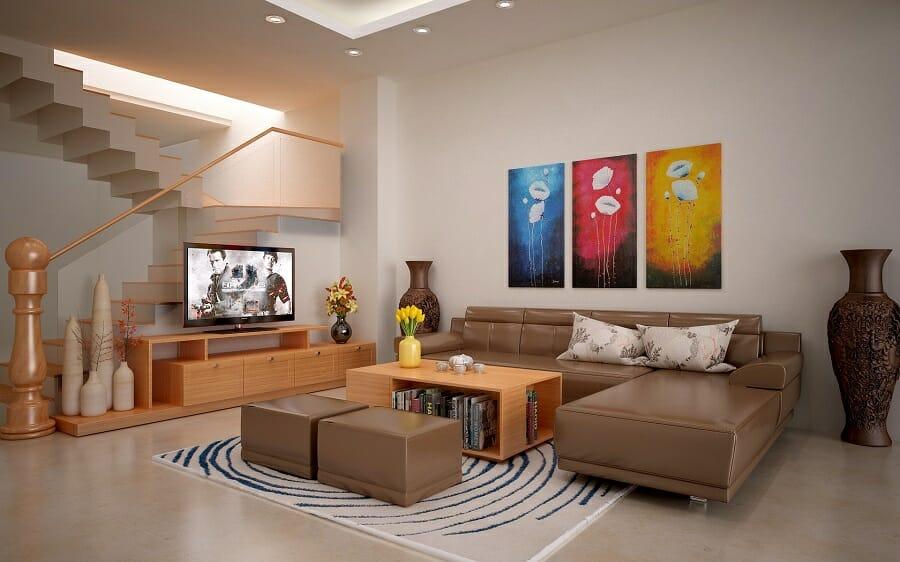 các mẫu thiết kế nội thất phòng khách đẹp
