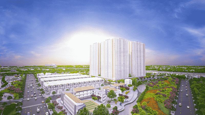 tổng quan dự án city gate 3