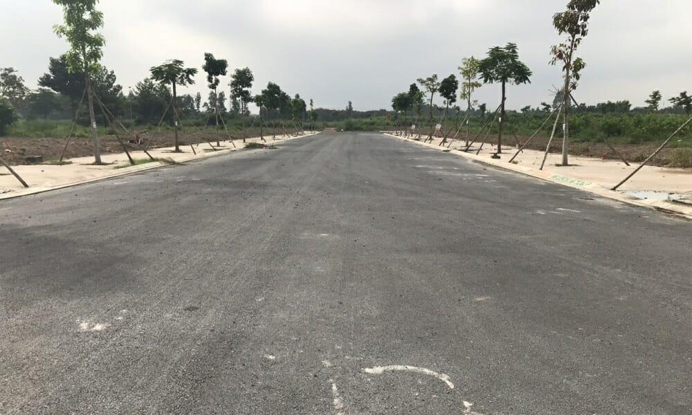 Trục đường lớn dự án Golden Center City 3