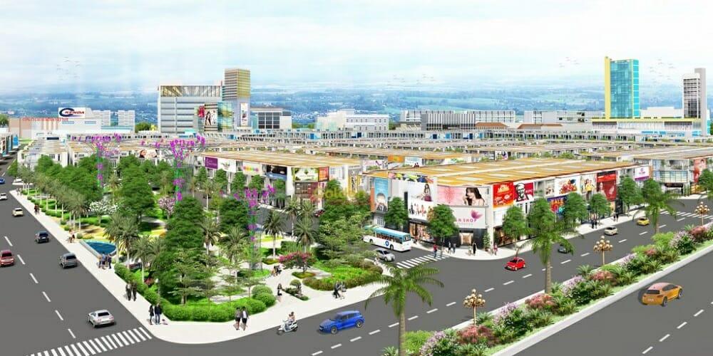 Dự án Khu đô thị Golden Center City 3 – Biên Hòa Đồng Nai