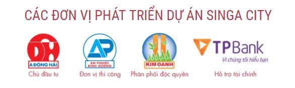 logo đối tác dự án singa city quận 9