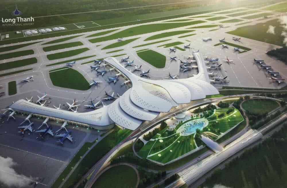 Sân bay Long Thành sẽ xây dựng vào năm 2019