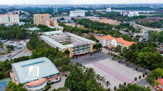 Khu đô thị đại học quốc gia TPHCM - hạt nhân của khu đô thị thông minh trong tương lai.