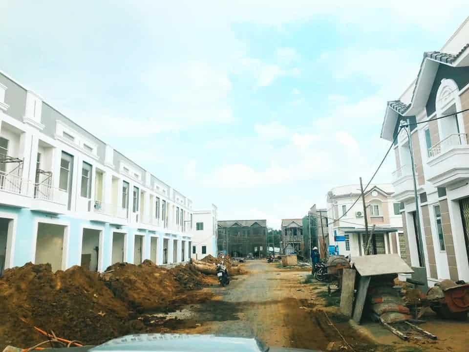 Giá bán nhà phố, biệt thự tại TP.HCM tăng mạnh trong quý 1/2019 do khan hiếm nguồn cung.