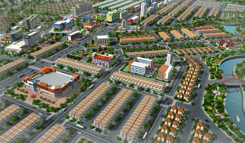 Dự án Khu đô thị Đại Phước Center City Nhơn Trạch Đồng Nai