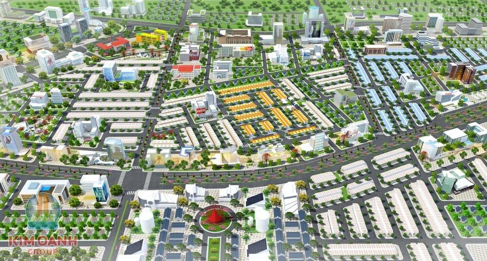 Dự án khu đô thị Golden Center City 4 – Biên Hòa Đồng Nai