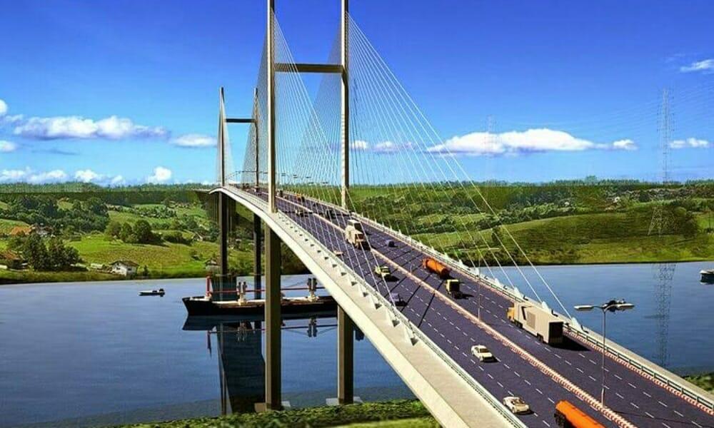 Cầu Cát Lái kết nối Nhơn Trạch và Quận 2