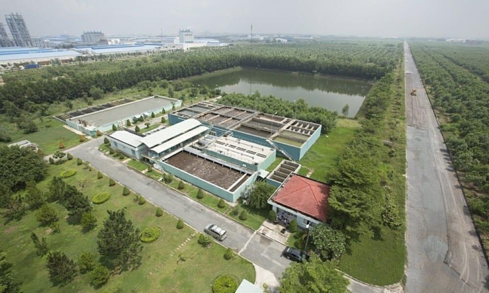 Nhơn Trạch được ví như thành phố Cụm Khu công nghiệp