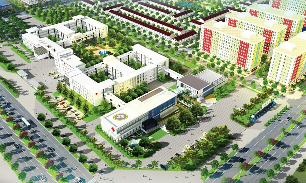 bệnh viện đa khoa quốc tế happy home
