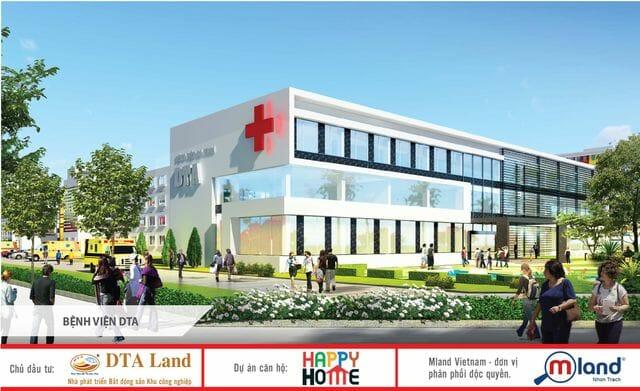 bệnh viện happy home nhơn trạch