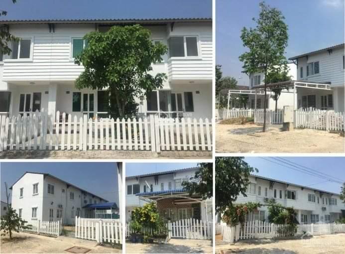 hình ảnh thực tế dự án happy home dta nhơn trạch