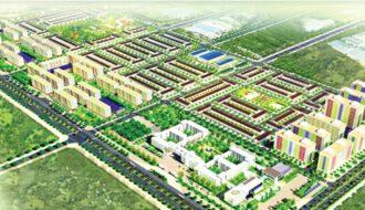Khu đô thị Happy Homes Nhơn Trạch DTA