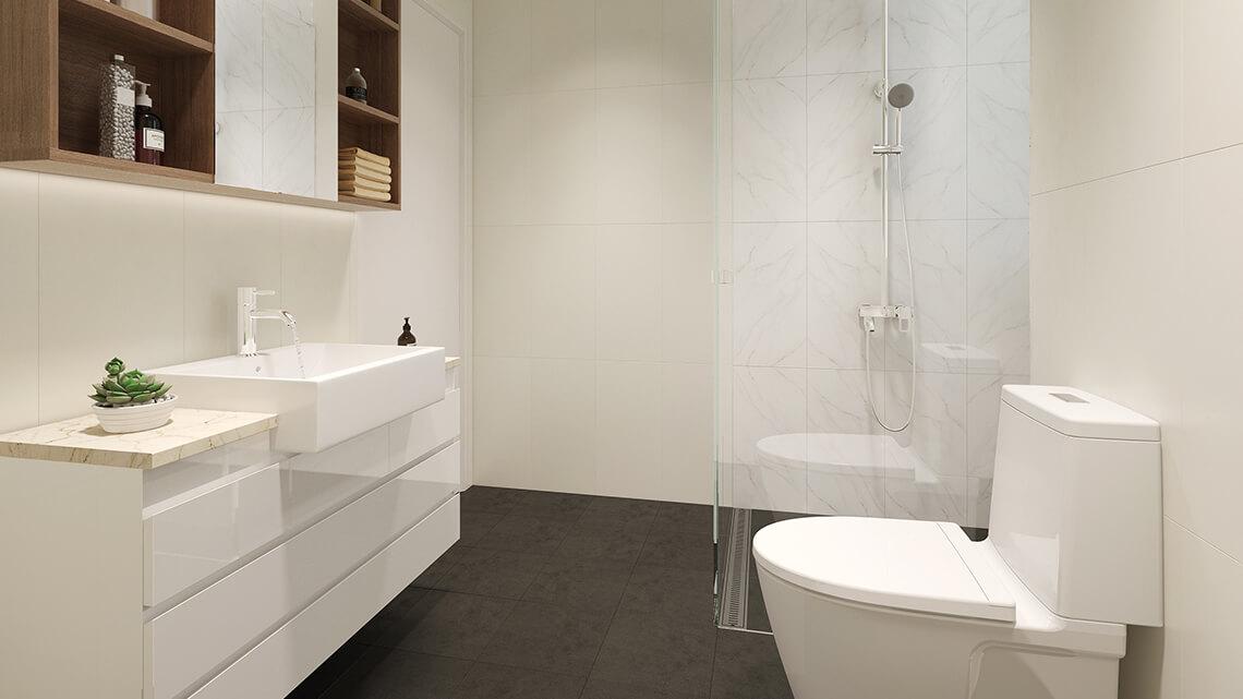 Thepegasuite2 Final Duplex Bathroom