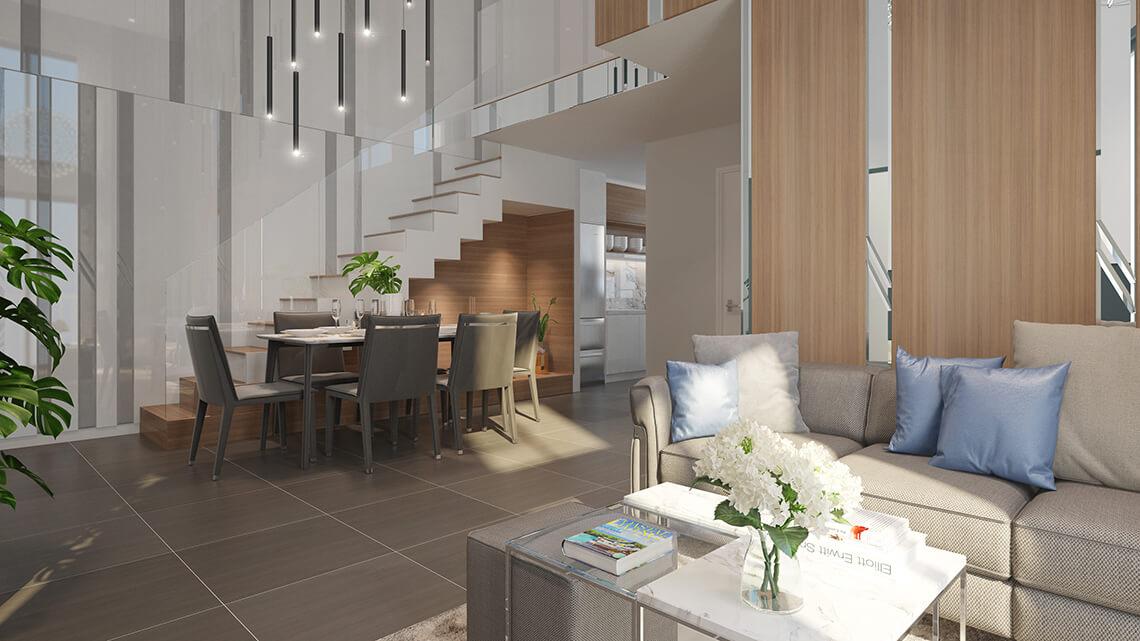 Thepegasuite2 Final Duplex Living