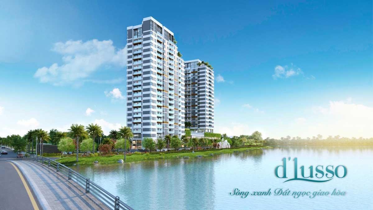 Căn hộ D'lusso Emerald Mặt Tiền Nguyễn Thị Định – Quận 2
