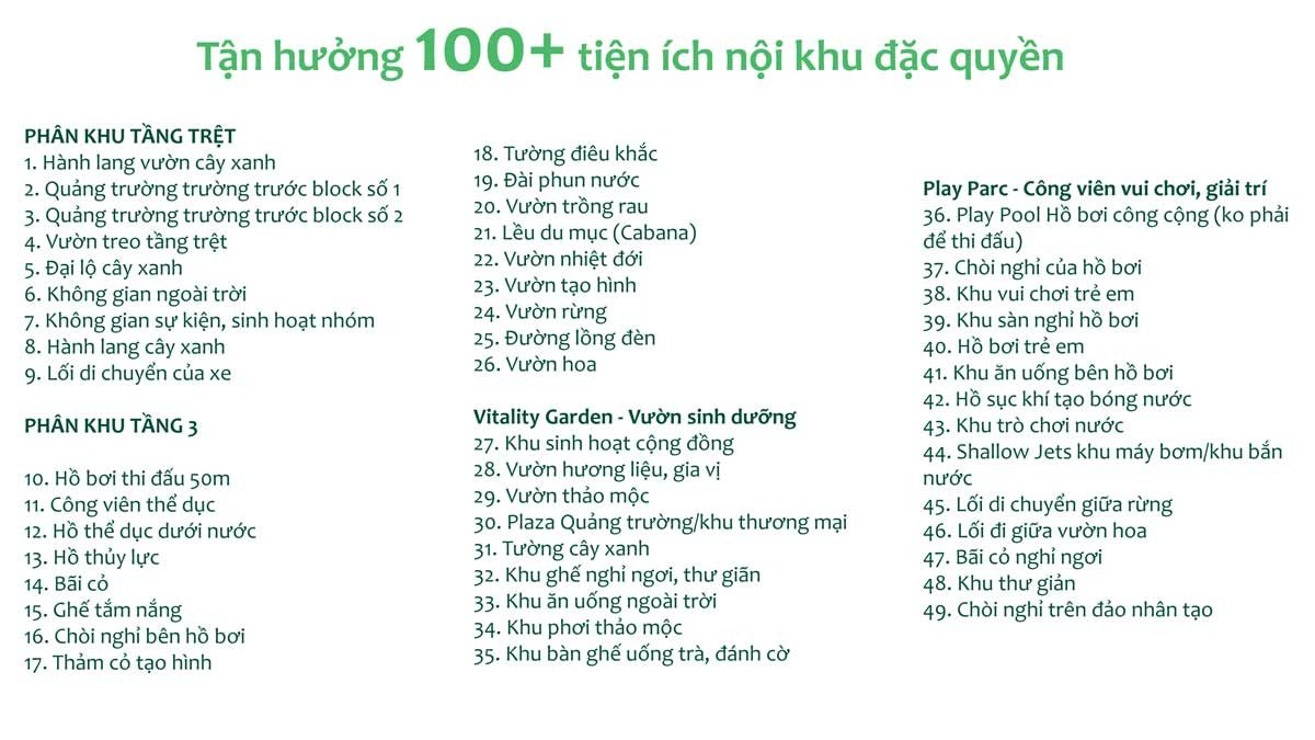 100 Tien Ich Noi Khu Du An Metro Star Quan 9