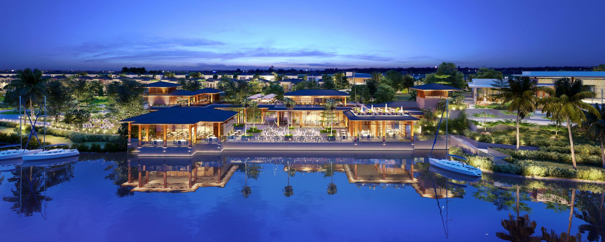 Khu Đô Thị Swan Bay Đại Phước Nhơn Trạch Đồng Nai
