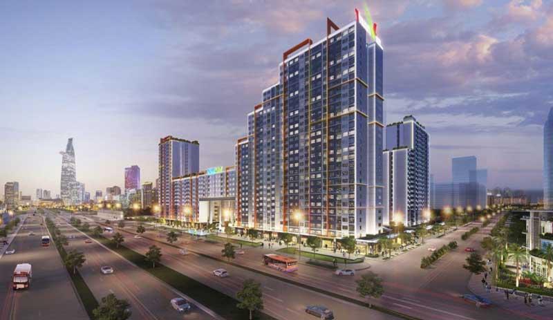 Can Ho Chung Cu New City Thu Thiem Quan 2