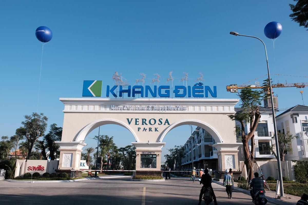 Cong Chao Du An Verosa Park 1