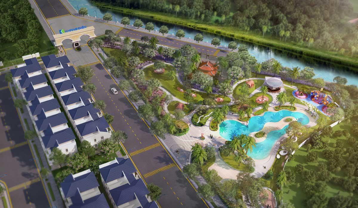 Cong Chao Du An Verosa Park