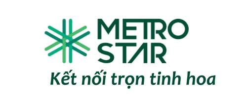 Logo Metro Star