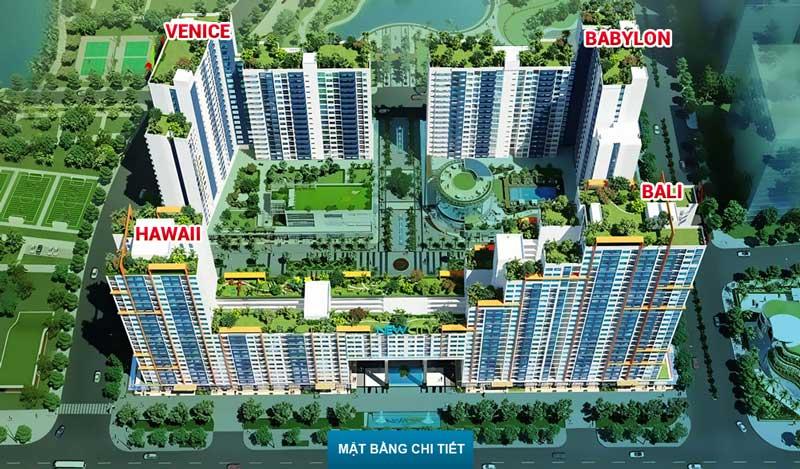 Mat Bang Newcity Quan 2