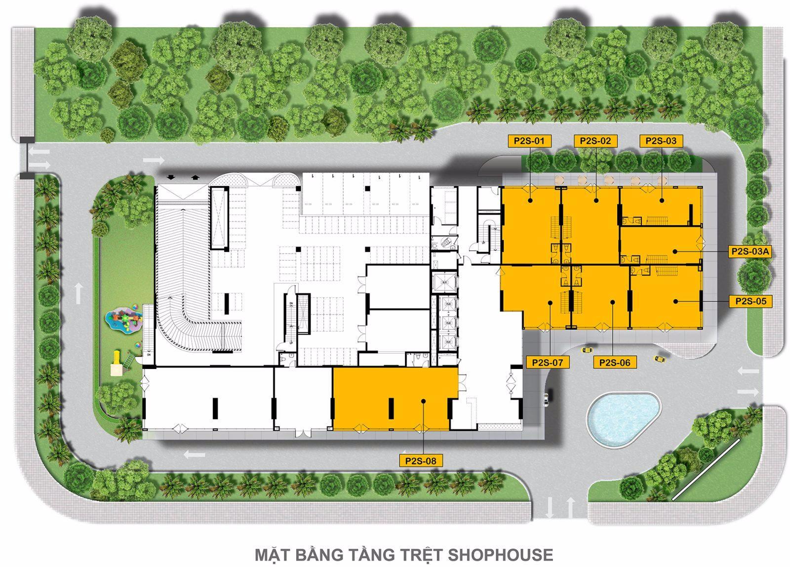 Tang Tret Shophouse