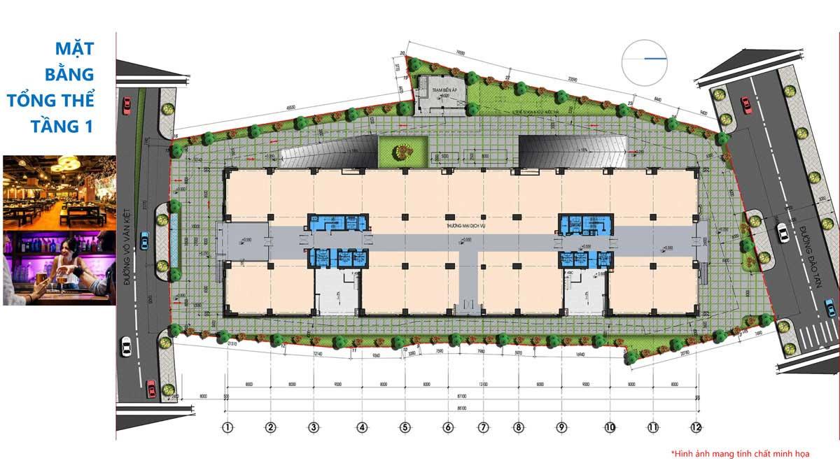 Mat Bang Tang 1 Du An Tam Duc Plaza 1