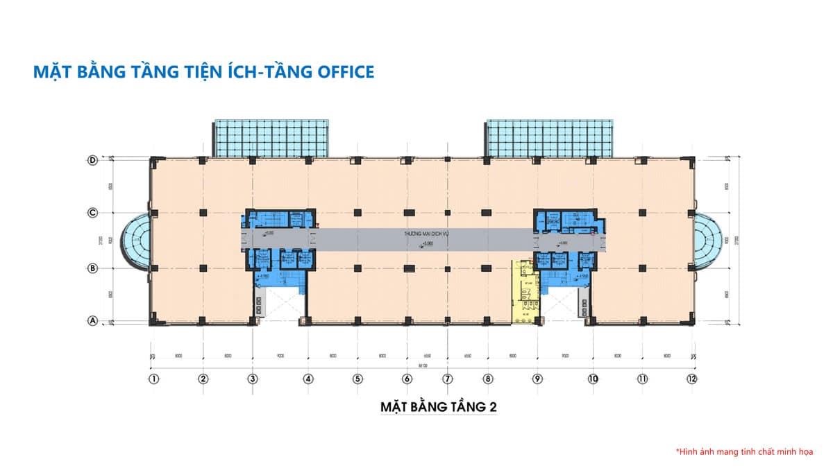 Mat Bang Tang 2 Du An Tam Duc Plaza