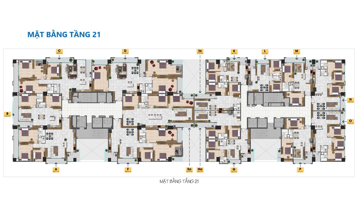 Mat Bang Tang 21 Du An Tam Duc Plaza