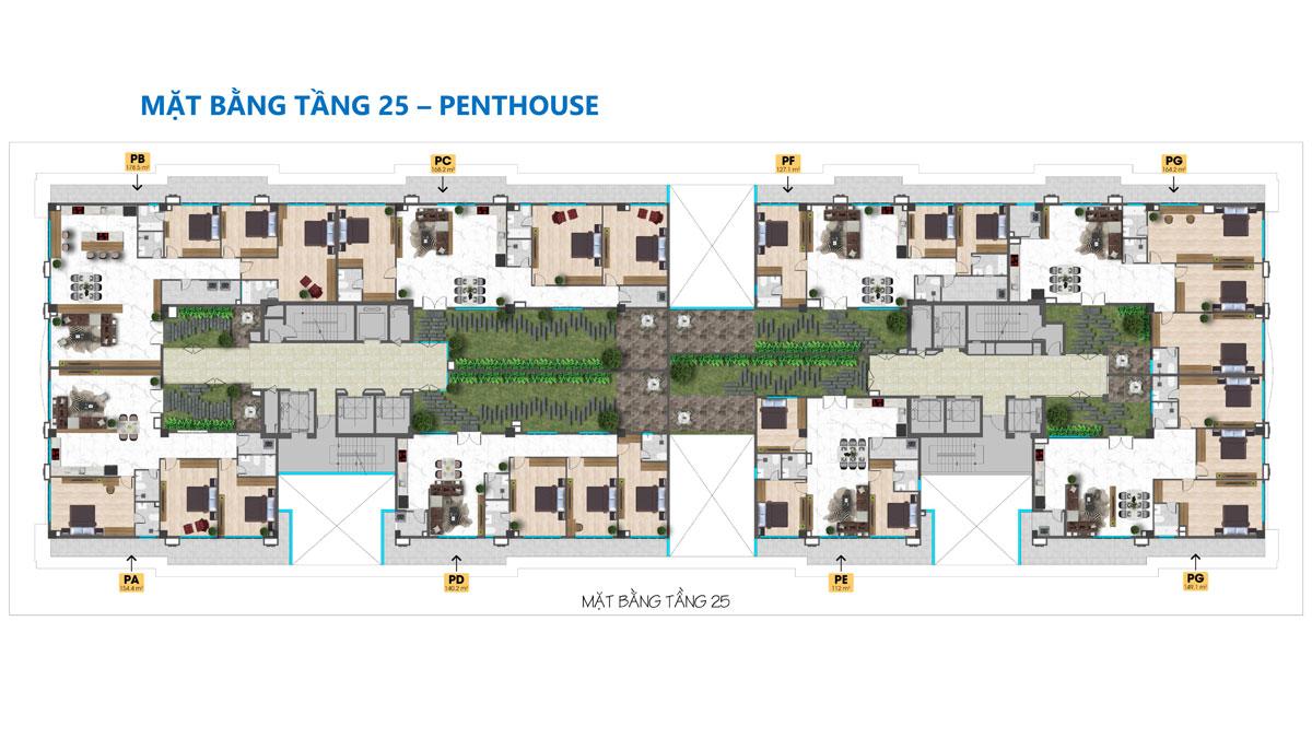 Mat Bang Tang 25 Du An Tam Duc Plaza