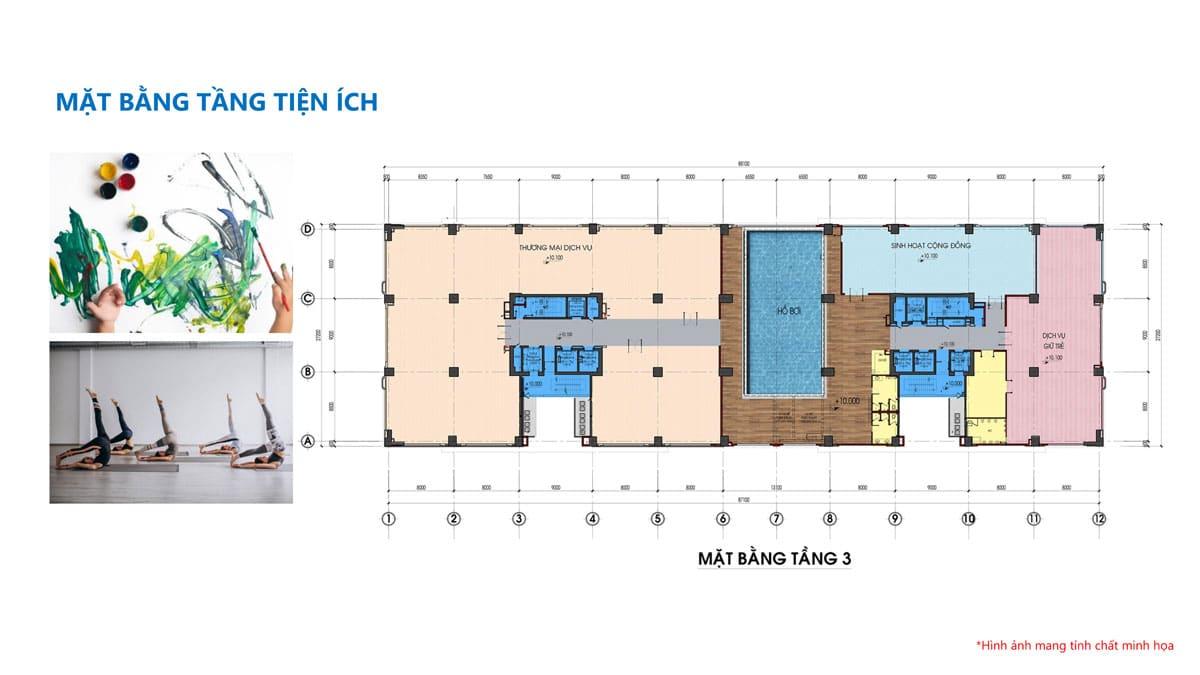 Mat Bang Tang 3 Du An Tam Duc Plaza