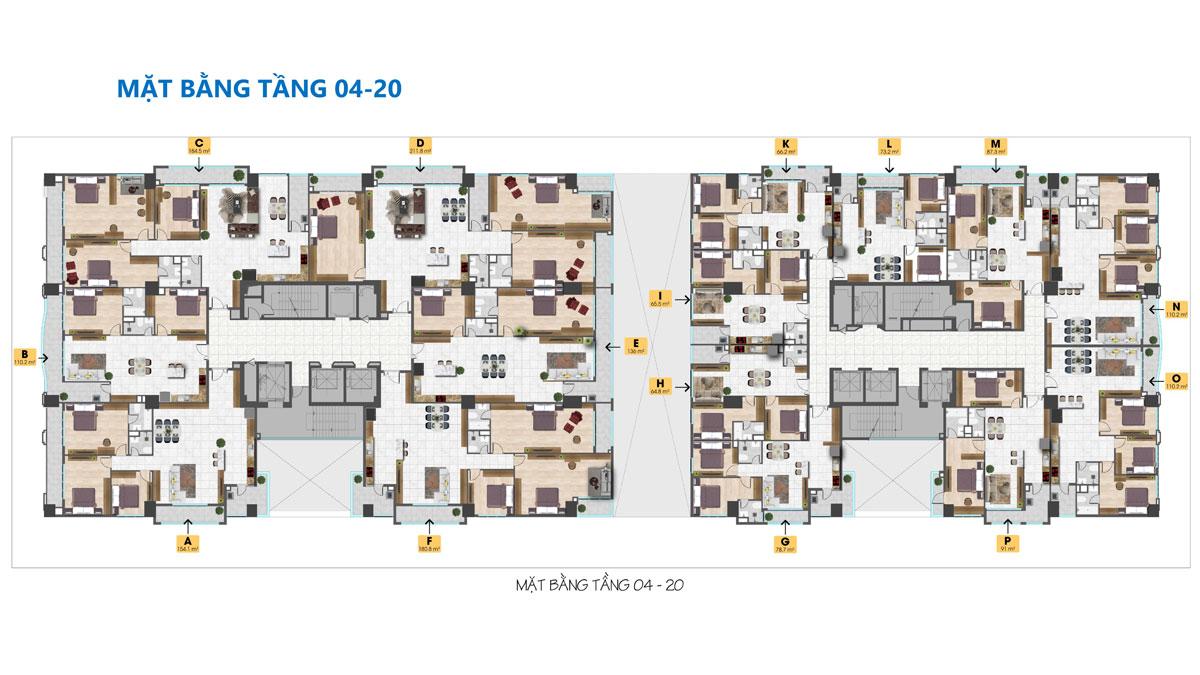 Mat Bang Tang 4 20 Du An Tam Duc Plaza