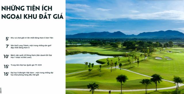 Liền Kề Sân Golf Long Thành