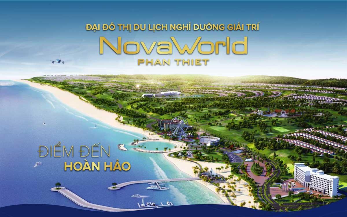 Du An Novaworld Phan Thiet Mo Ban