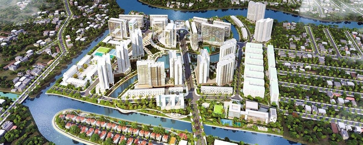 Khu Đô Thị Mizuki Park Nam Long