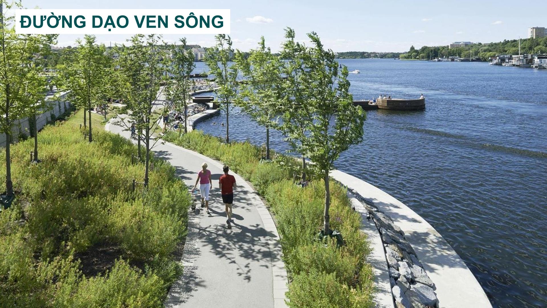 Thiết kế hiện đại với không gian sống xanh