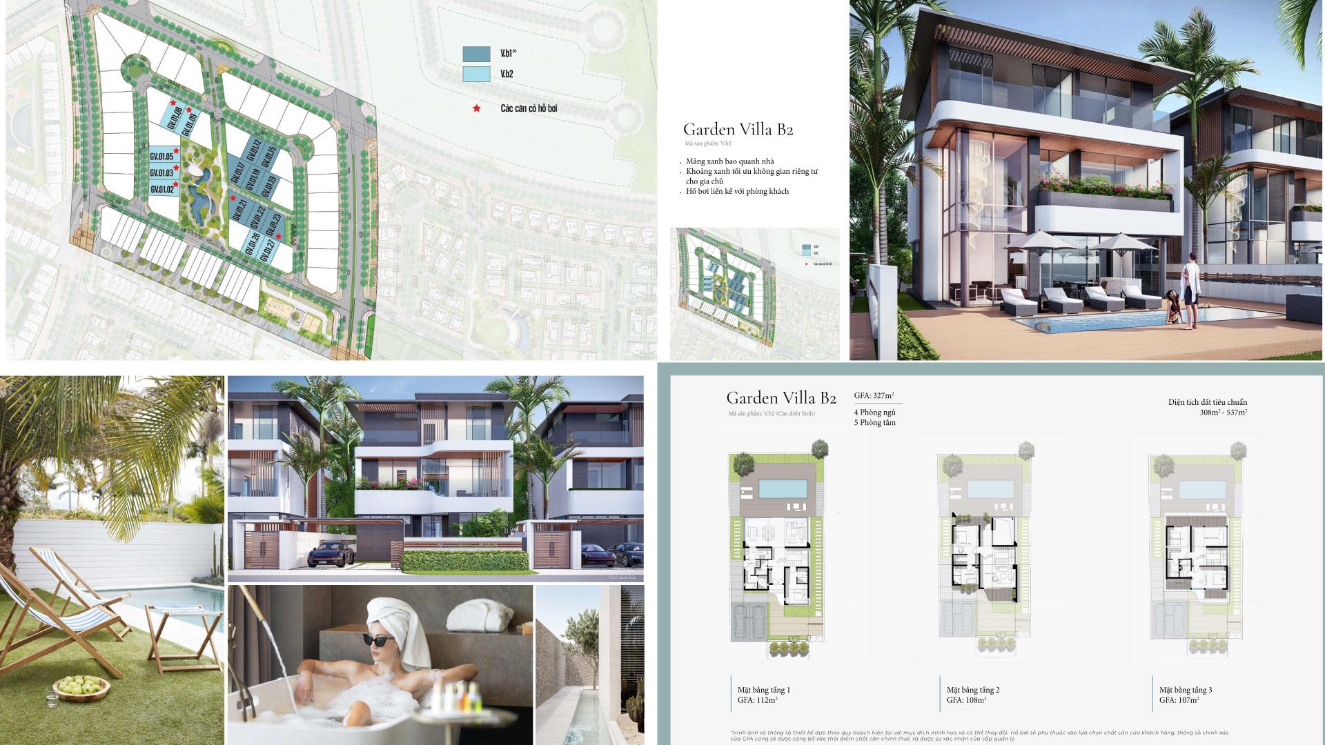 Graden Villa B2