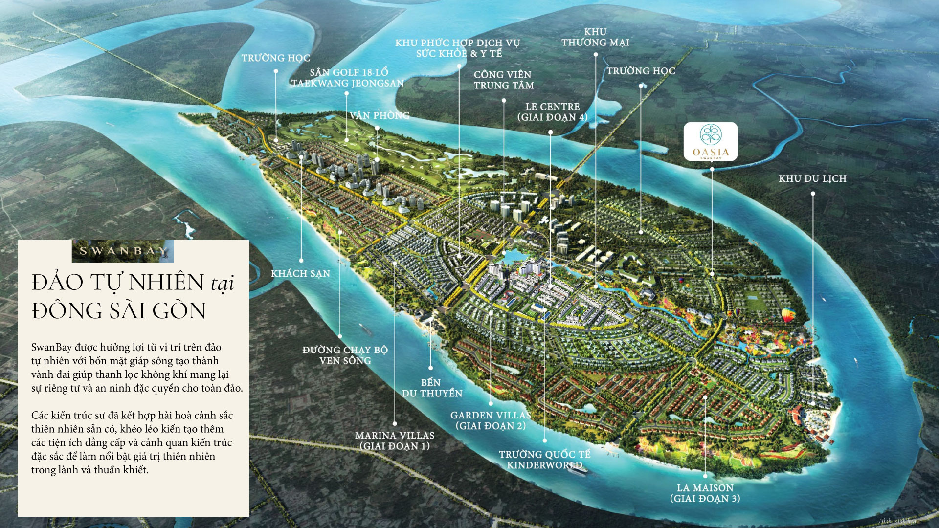 Dự Án Swan Bay Đại Phước Nhơn Trạch Đồng Nai